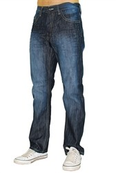 Southpole Core Denim Jeans Dark Blue  Our Price: €50.00