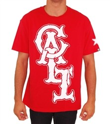 Fatal Linked Up T Shirt Red Our Price: €28.00