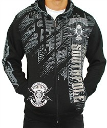 Southpole Airspeed Hoodie Black  Our Price: €55.00