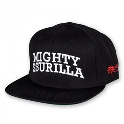 Mighty Healthy X SSURilla Snapback Hat Black  Our Price: €35.00