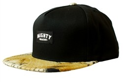 Mighty Healthy Snake Pit Snapback Hat Black  Our Price: €27.99