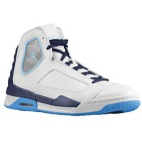 Jordan Flight Luminary - Men's White/Black/Grape Ice | Width - D - Medium  Product #: 51820108 Price: €119.99