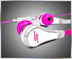 STREET BY 50 EARBUDS - PINK  Price: €99.95