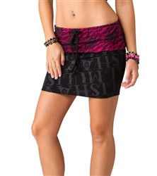 Metal Mulisha Max Skirt Black  Our Price: €34.00