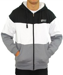Southpole Fuzzy Inner Lining Hoodie Jacket Black  Our Price: €60.00