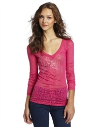 Tapout Leopard Long SleeveShirt Pink Sale Price: $9.99