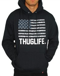 Breezy Excursion Thug Life Hoodie Black  Our Price: €62.00