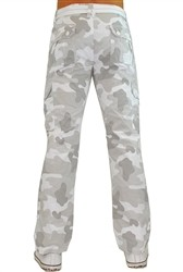Southpole Basic Camo Cargo Pants with Belt White  Our Price: €55.00
