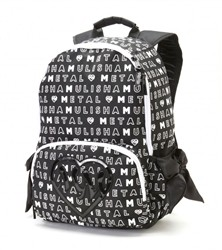 Metal Mulisha Think of Me Backpack Black  Our Price: €42.00