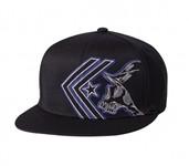 Metal Mulisha Cord Flexfit Hat Black Blue  Price €29.50