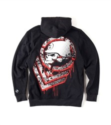 Metal Mulisha Chevster Zip Hoody Charcoal  Our Price: €52.00