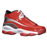 Reebok Answer 1 - Men's Excellent Red/White/Pure Silver | Width - D - Medium  Product #: V55130 Price: €149.99