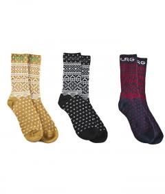LRG 3-PAK SOCK GIFT PACK €22.00 SOLD OUT