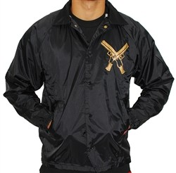 Breezy Excursion Regulators Jacket Black  Our Price: €62.00