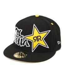 Metal Mulisha RS-Blasted New Era Hat Black  Our Price: €39.50