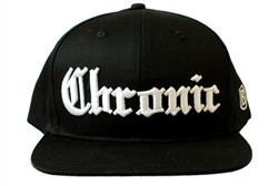 Breezy Excursion Chronic Snapback Hat Black  Our Price: €32.00