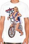Unit Clothing Stunt T Shirt White  Price €24.99