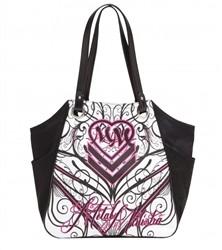 Metal Mulisha Belle Tote Bag Purse Black  Our Price: €38.00
