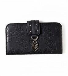 Metal Mulisha Knight Kat Wallet Black  Our Price: €27.00