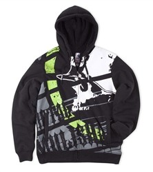 Metal Mulisha Sheared Hoody Black  Our Price: €79.00
