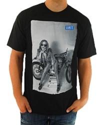 Unit Rock T Shirt Black  Price €22.99