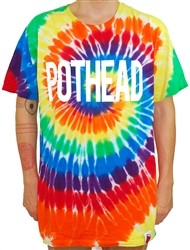 Booger Kids Pothead Tie Dye T Shirt  Our Price: €34.00