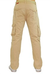 Southpole Cargo Pants with Belt Khaki  Our Price: €50.00