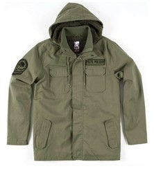Metal Mulisha Infadel Jacket Hoody Green  Our Price: €99.99