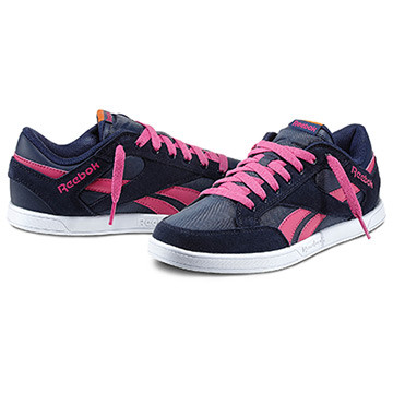 Reebok Royal Court Low Donna Disponibilità immediata   Invia la prima recensione Color Athletic Navy / Candy Pink / Neon Orng / White / Roya (V47289) PRICE €55.00