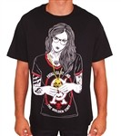 Fatal Goldie T Shirt Black  Our Price: €28.00