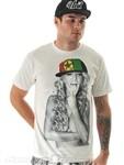 Unit Linguistic Reggae T Shirt White  Our Price: €22.99