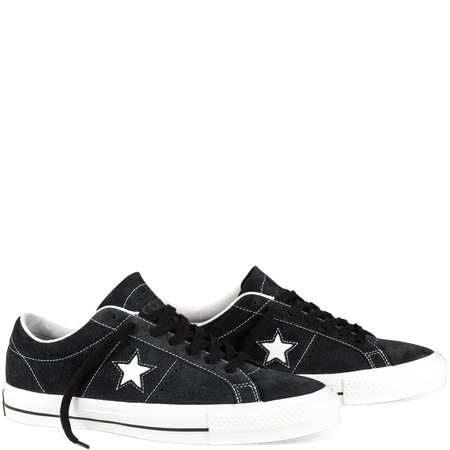 Cons One Star Pro Euro 80,00 Color: Black Runs a half-size large Find Your Fit SIZE: Men 8 / Women 10; Men 8,5 / Women 10,5; Men 9 / Women 11; Men 9,5 / Women 11,5; Men10 / Women 12; Men 10,5 / Women 12,5; Men 11 / Women 13; Men 12 / Women 14