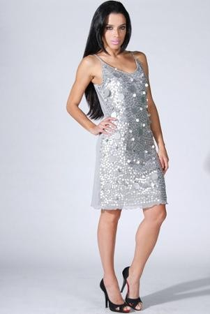 BB-76-SILVER  PRICE €54.00 only Style No.BB-76-SILVERMaterial 100% Polyester Imported. Runs bigger, recommend ordering one size smaller Origin China Description 100% Polyester Imported ColorSilverSizeM-L