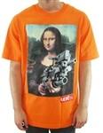 Unit Mona Lisa T Shirt Orange  Our Price: €22.99