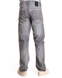 Southpole Straight Leg 6181 Big and Tall Denim Jeans Dark Grey  Our Price: €54.00