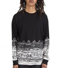LRG IRON MOUNTAIN LONG SLEEVE KNIT €49.00