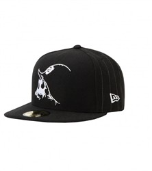Metal Mulisha Scrape New Era Fitted Hat Black  Our Price: €34.50