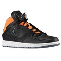 Jordan 1 Flight - Men's Light Graphite/Black/Stealth/White | Width - D - Medium  Product #: 72704002 Price: €99.99