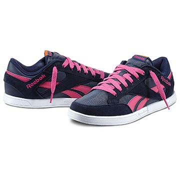 Reebok Royal Court Low Donna Disponibilità immediata   Invia la prima recensione Color Athletic Navy / Candy Pink / Neon Orng / White / Roya (V47289) PRICE €55.00