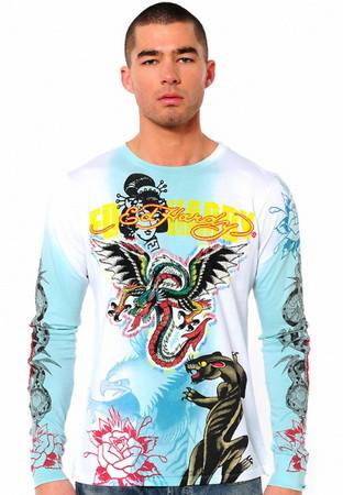 Serial Number:CKF01ED  Material:cotton  Name:ED Hardy  Color:as the picture  Size:M,L,XL  Packing:OPP Bag  Note:Please choose size in available options when you checkout.we will ship according to your need. price €96.00