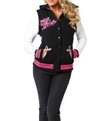 Metal Mulisha Emma Fleece Jacket Black  Our Price: €78.00