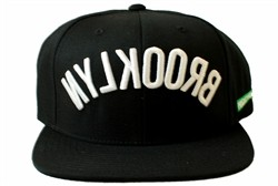 Mighty Healthy Brooklyn Snapback Hat Black  Our Price: €27.99
