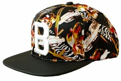 Breezy Excursion Low Rider Sublimation Strapback Hat Black  Our Price: €44.00