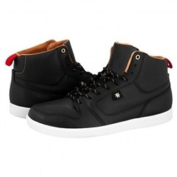 DC Shoes Landau High Unrestricted Sneakers Black  Our Price: $85.00