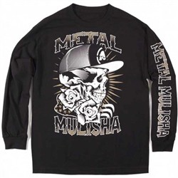 Metal Mulisha Profile LS T Shirt Black  Our Price: €25.00