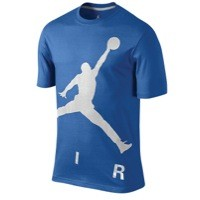 Jordan Jumpman Colossal Air T-Shirt - Men's White/Black  Product #: 04979100 Price: €34.99