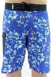 Fatal Hawaiian Board Shorts Blue  Our Price: €51.99