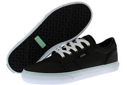 Etnies barge LS Sneakers Black/White/Green  Our Price: €60.00
