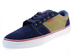 Etnies Barge LS Shoes Navy/Tan  Our Price: €55.00