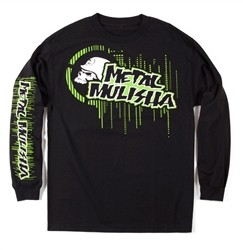 Metal Mulisha Cone LS T Shirt Black  Our Price: €25.00